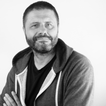 Instruktor Maciej Reinholz